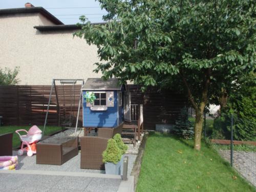Konkurs najpiękniejszy ogród - ul. Polna 25