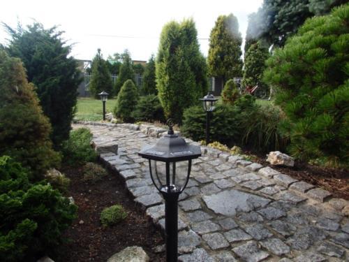 Konkurs najpiękniejszy ogród - ul. Wiśniowa 30